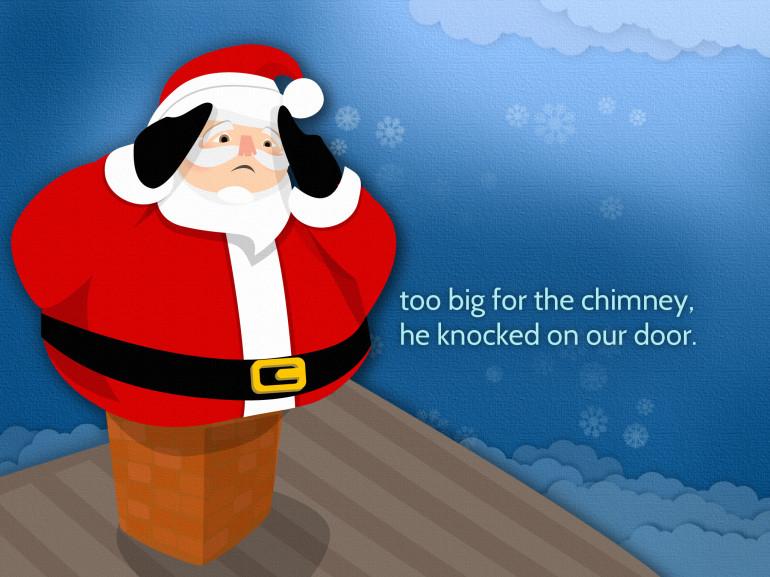 Santa's Christmas Routine