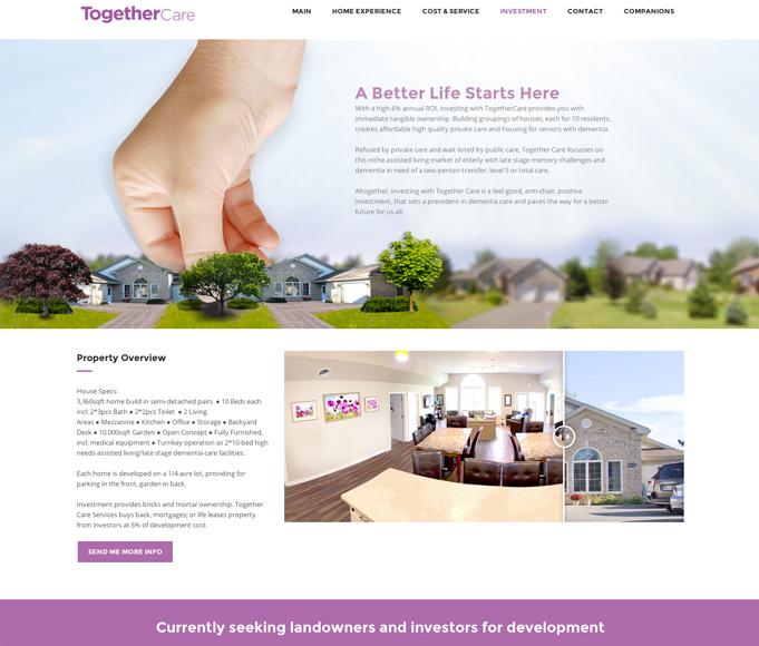 TogetherCare website